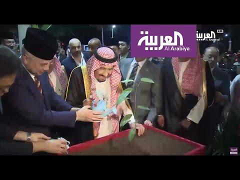 اليوم الثاني من زيارة الملك سلمان إلى ماليزيا