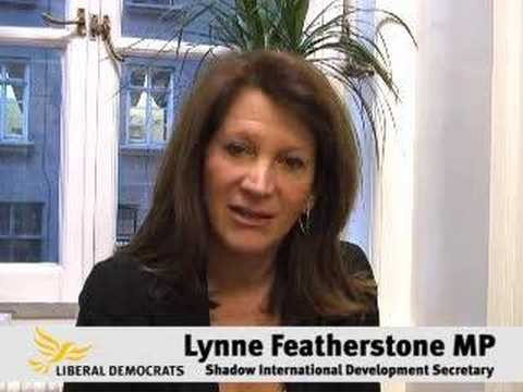 Lynne Featherstone on joining the Lib Dem Shadow Cabinet