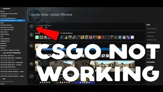 CSGO Crashing on Launch FIX