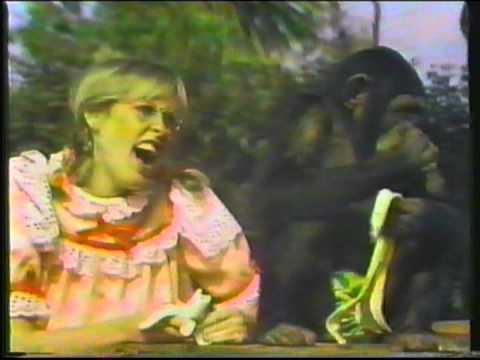 debbie weems as pheobe singing to a chimp better quality debbie weems    Debbie Weems
