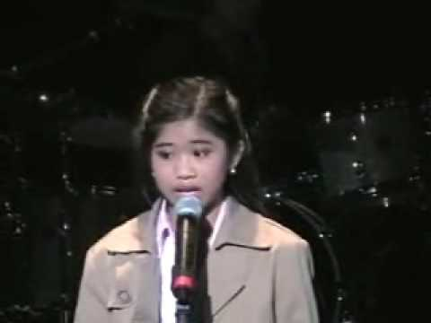 Les Miserables - On My Own by Marion Torres (11 years old)