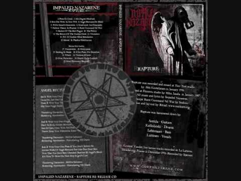 Impaled Nazarene - Angel Rectums Do Bleed
