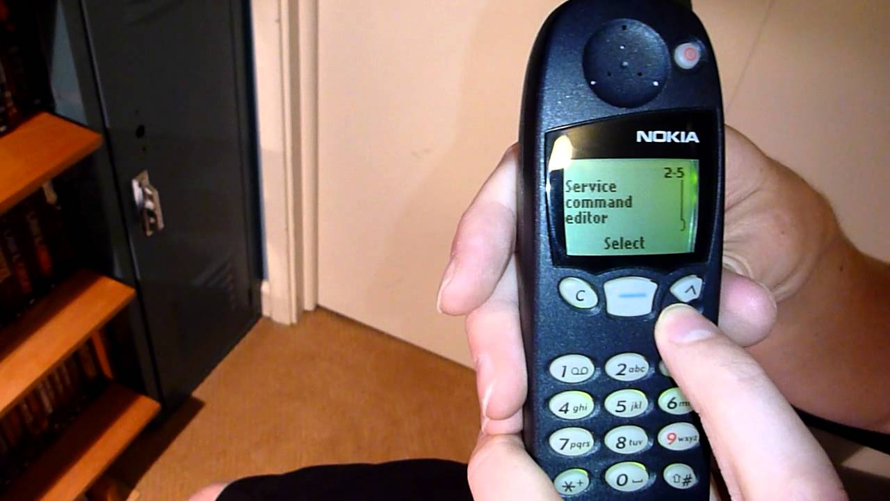 classic cell phone collection part 5 nokia 5190 1997   youtube