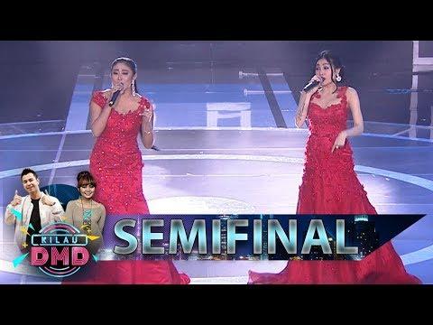 Malam Malam Segar Bgt Lihat Duo Anggrek [GOYANG NASI PADANG] -  Semifinal Kilau DMD (26/1)