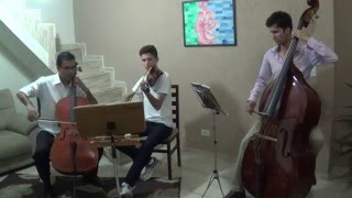 CCB Hino 278  - Trio de Cordas, Hinario n° 5