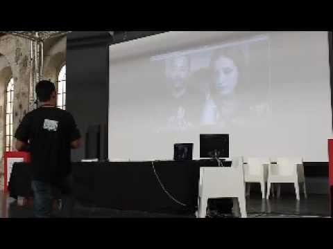 Intervista a Clio Make-up Parte2 – Digital Experience Festival Torino 2012