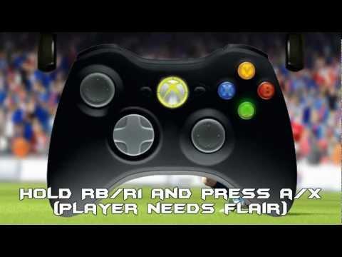 FIFA 13 All Skills Tutorial ᴴᴰ I Xbox360/PS3/PC I +Controller Animation