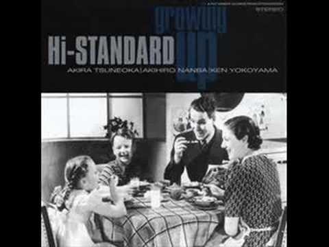 Hi-standard - Wait For The Sun