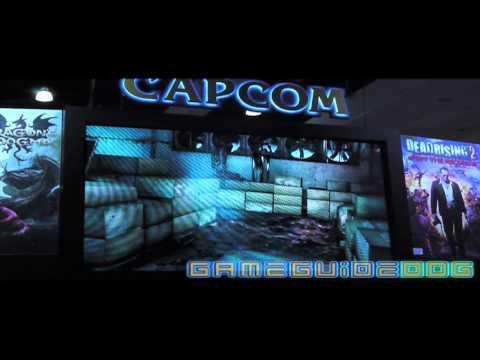 Resident Evil Revelations Trailer Live from E3