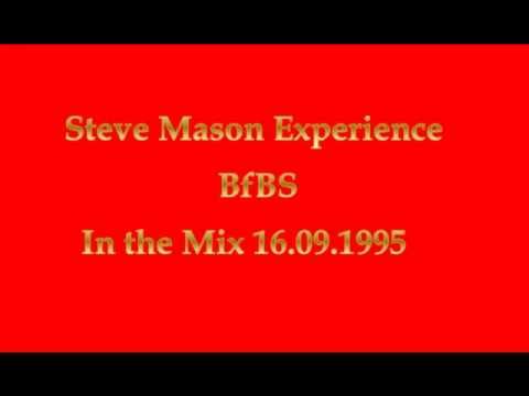 Steve Mason Experience - 16.9.95 In the Mix