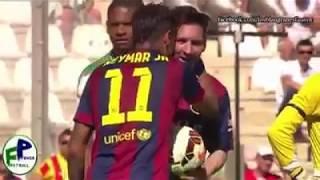 Cách Ronaldo và Messi phản ứng khi đồng đội ghi bàn