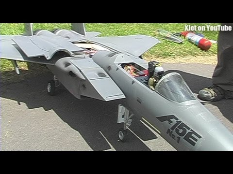 Turbine powered RC planes (December 2011 jet meeting - prelude)