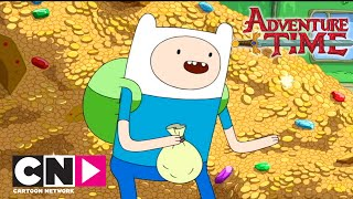 Adventure Time | Para Konuşur | Cartoon Network Türkiye