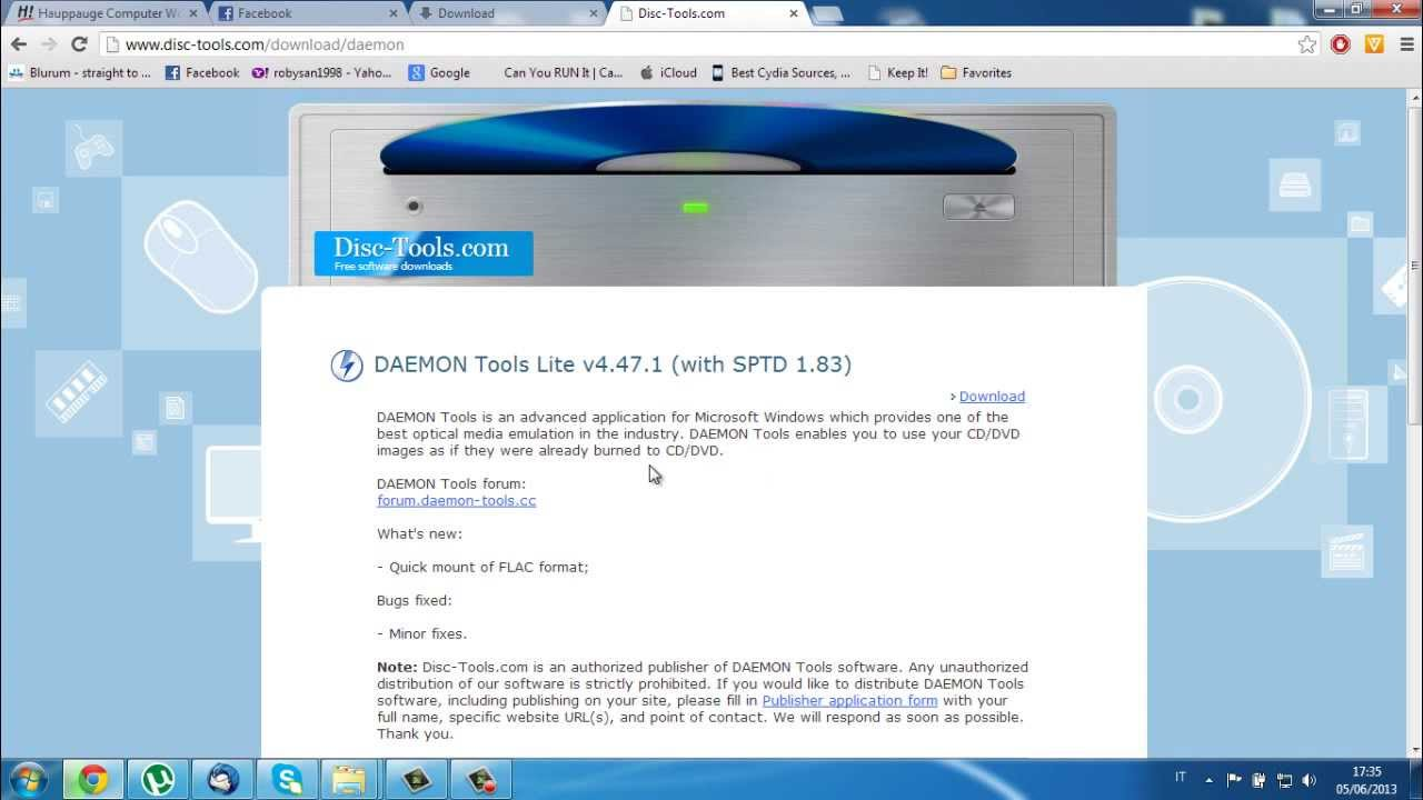 Download daemon tools for windows 7 download drivers - Free download daemon tools lite for windows 7 ...