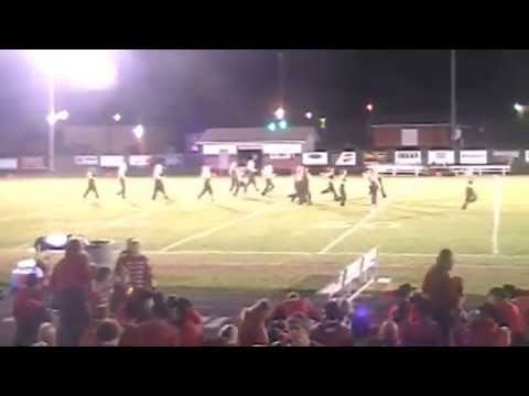 Jump-Marquette Senior High School Varsity Dance Team