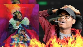 Download Lagu Mumble Rap Takes An L! J. Cole - KOD | Full Album Review Gratis STAFABAND
