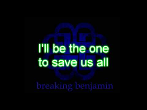 Breaking Benjamin-  Blow Me Away Lyrics video