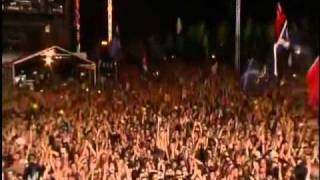 Eminem Video - Eminem - Not Afraid And Love The Way You Lie Live at T in The Park