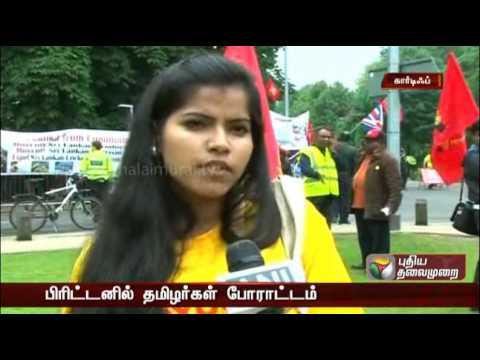 Tharsini Tamil Girl Raped And Killed By Sri Lanka Army Men