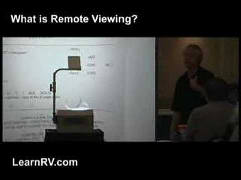 Remote Viewing Training Major Ed Dames Students!