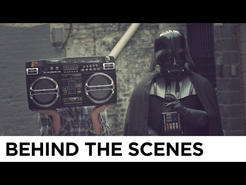 Behind the Scenes - Stormtrooper Twerk