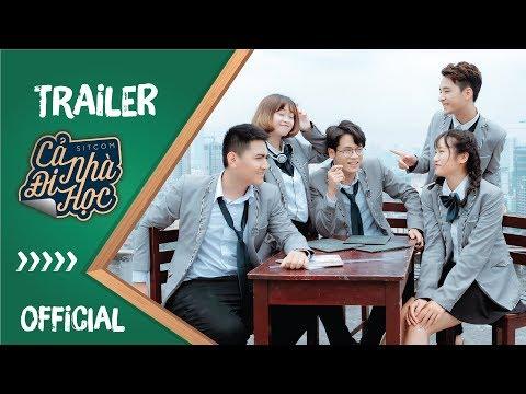 Cả Nhà Đi Học - Official Trailer | Phim Học Đường - Gia Đình 2018