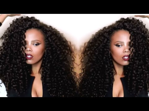 MY FABULOUSSS CROCHET BRAIDS ft. OUTRE BAHAMAS CURL