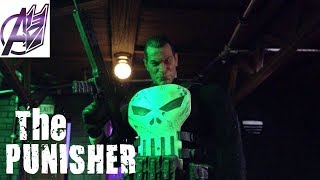 The Punisher MAX -NO WAY OUT [Stop Motion Film]