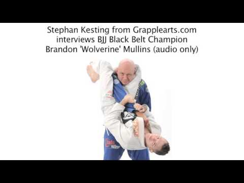 BJJ Training & Competition Strategies with Brandon 'Wolverine' Mullins (audio only) Image 1