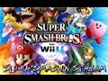 Super Smash Bros. 4 Wii U 1000 Battles of Smash #2