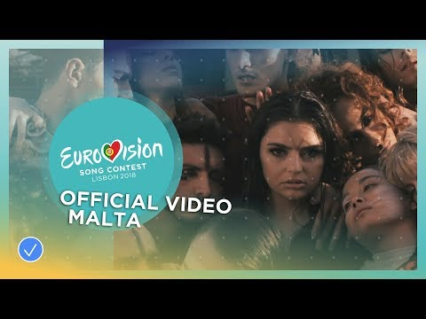Christabelle - Taboo - Malta - Official Music Video - Eurovision 2018