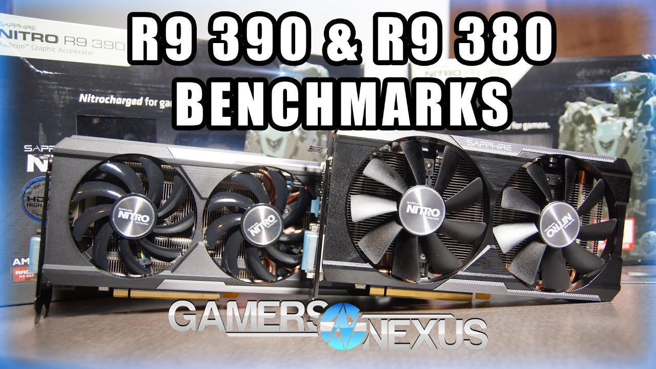 AMD Radeon R9 38 в версии Sapphire - тест и обзор