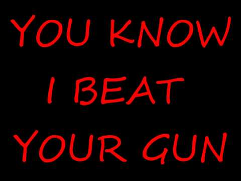 Serebro - Gun [Lyrics Video]