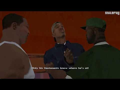 GTA San Andreas - Fat CJ - Mission #95 - Beat Down B Dup (1080p)