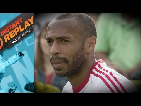 Instant Replay: Trouble for Thierry Henry? Why the Frenchman might face discipline