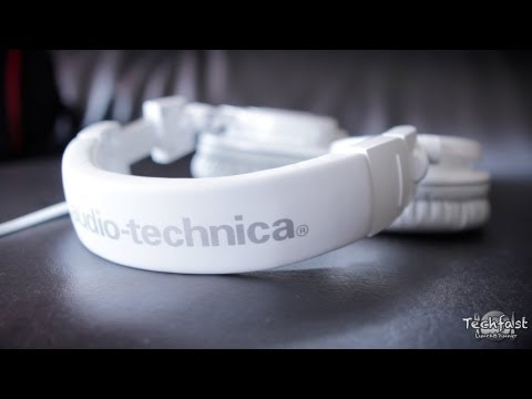 Review: Audio Technica ATH-M50 Professional Headphones (White)