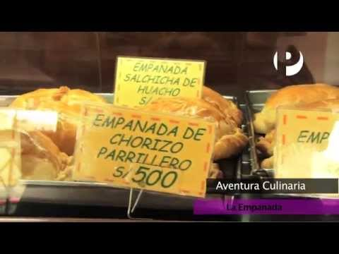 Aventura Culinaria: La Empanada