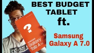 Best Budget Tablet ft. Samsung Galaxy Tab A 7.0 | सबसे सस्ता fully featureed Tablet | | By sherleen|