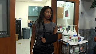 download lagu Ember Moon Reveals That An Injury Will Prevent Her gratis