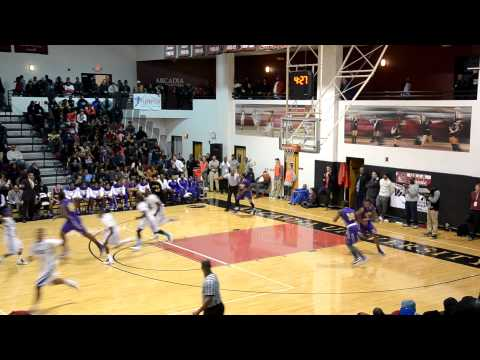 2 | Robert Vaux High School (Pennsylvania) Vs Bishop Loughlin Memorial High School (New York)