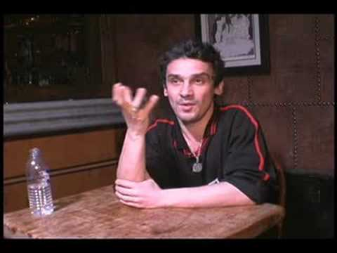 Manu Chao interview 2001
