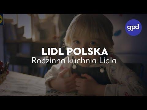 Książka RODZINNA kuchnia Lidla - Lidl Polska - GPD Agency