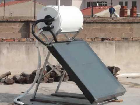 Pannello Collettore Solare autocostruito 1°Parte. solar collector D.I.Y