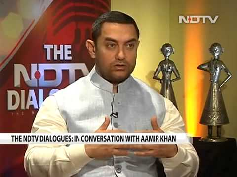 The NDTV Dialogues  Decoding Aamir Khan (Full Interview)