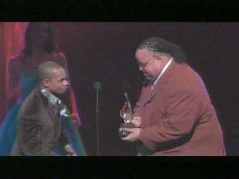 FRED HAMMOND HONORED - RUNNING BACK TO YOU / NO WEAPON FORMED / BLESSED / GLORY TO GLORY