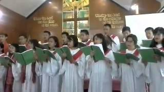 "BSMC Chancel Choir - ""Persaudaraan Yang Rukum"" (The Peaceful Brethren)"