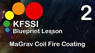 KFSSI Blueprint Lesson 2 - MagGrav Coil Fire Coating