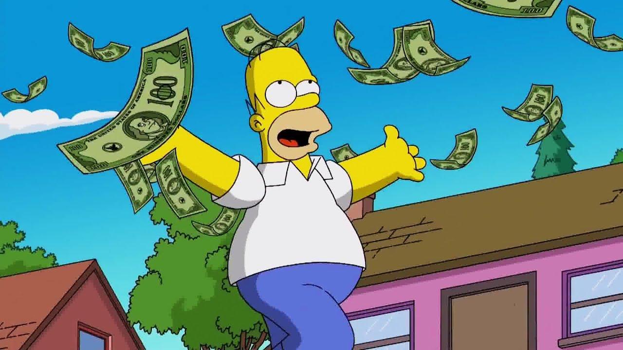 Как заработать деньги в simpsons hit and run