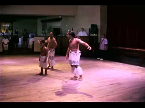 Samoan Dance @ My Wedding