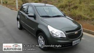 Chevrolet Agile - Em detalhes - NoticiasAutomotivas.com.br